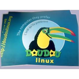 Poster A3 toucan