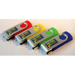 Clef USB 8 Go classique DoudouLinux v2.1
