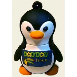 Clef USB 8 Go Tux DoudouLinux v2.1
